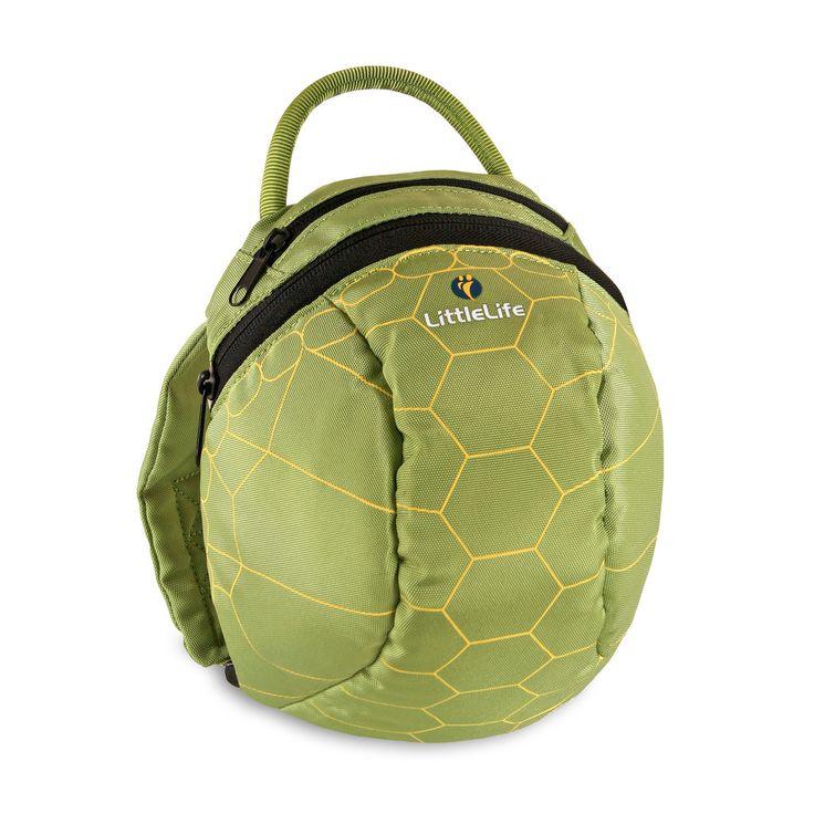Little Life Animal Daysack - Turtle http://pumpkinpiekids.com/collections/travel-gear/products/animal-daysack-turtle