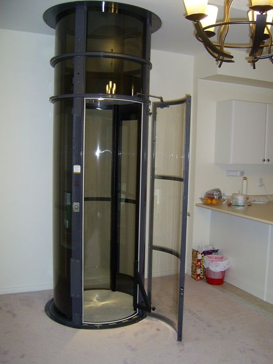Elevator lifts for home elevators bathrooms stair for Diy home elevator plans