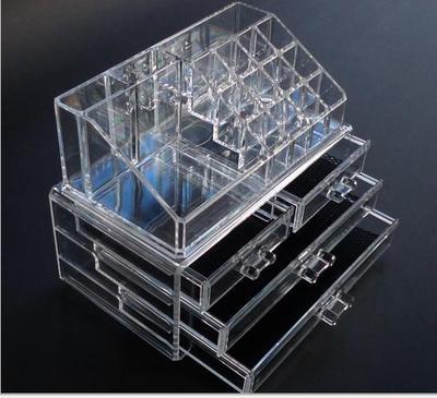 Makeup Storage, Acrylic Makeup Case