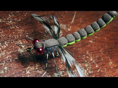 Fly Tying Baetis Nymph (SR) | Hackles & Wings - YouTube