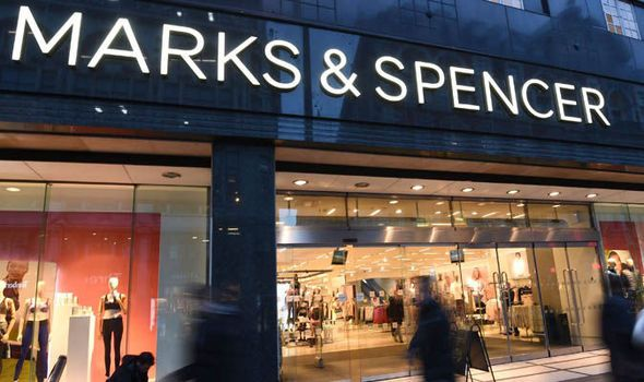 Marks & Spencer clothing arm sales up 2.3 per cent  first rise since 2015