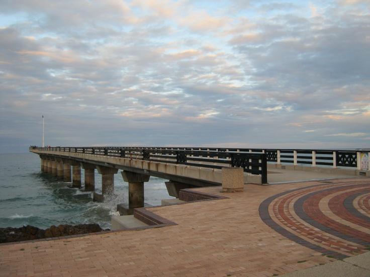 Shark Rock Pier, Port Elizabeth, Eastern Cape