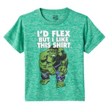 The Incredible Hulk Quot I D Flex But I Like This Shirt Quot Tee
