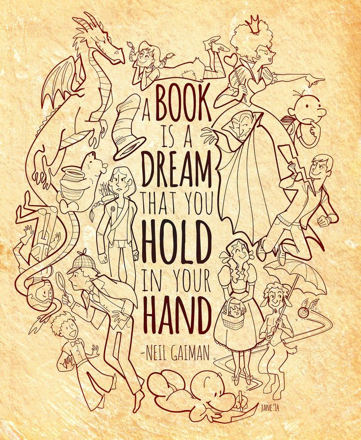 A book is a dream... - Boekboetiek: