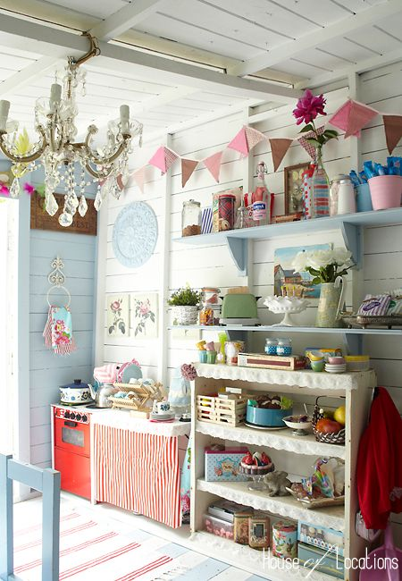 Children's café or Beach hut in Bromley South East London
