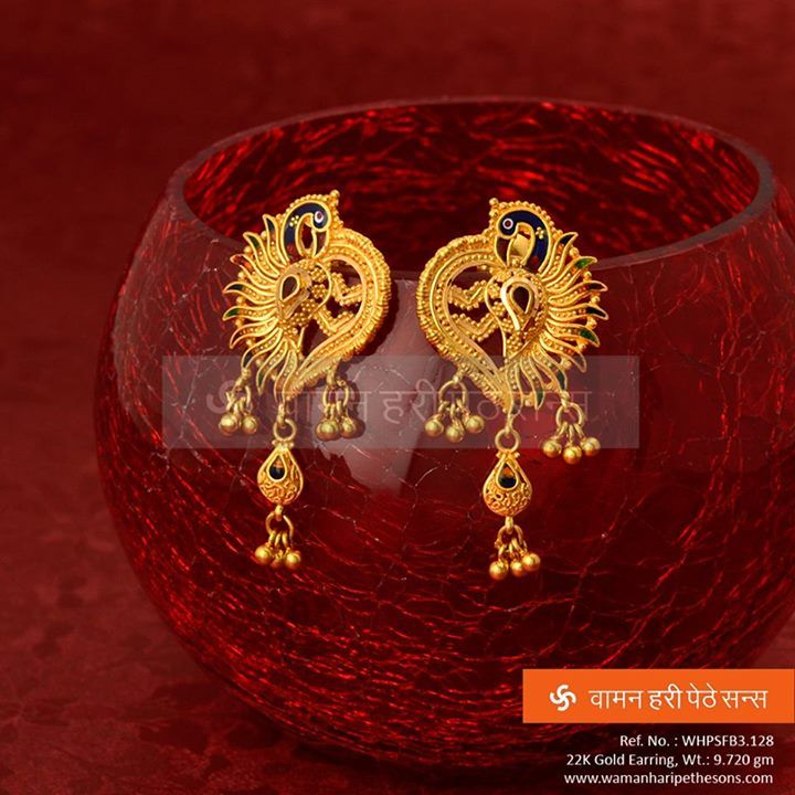 50 best Trendy Earrings/ Jhumkas images on Pinterest | Gold ...
