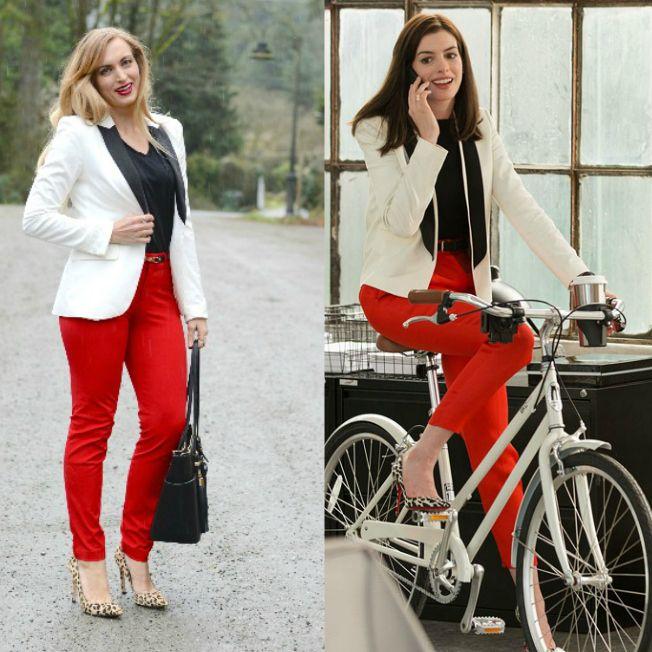 Anne Hathaway Outfits: Best 25+ Anne Hathaway Blonde Ideas On Pinterest