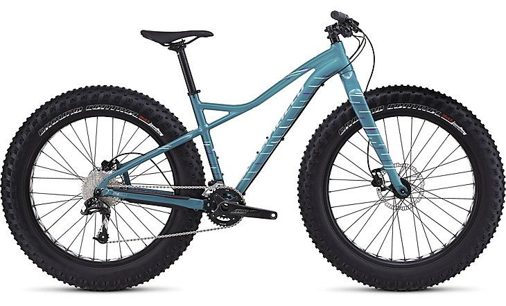 Specialized Hellga Comp If I Had This Fat Bike I D Bike All