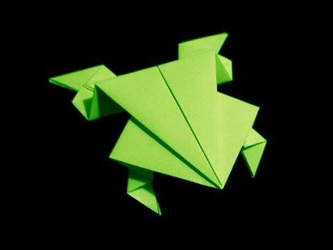 Step-by-step tutorial on how to fold: Origami Jumping Frog!! Subscribe to my youtube channel to receive DAILY NEW ORIGAMI TUTORIALS!!! thanks again and enjoy!