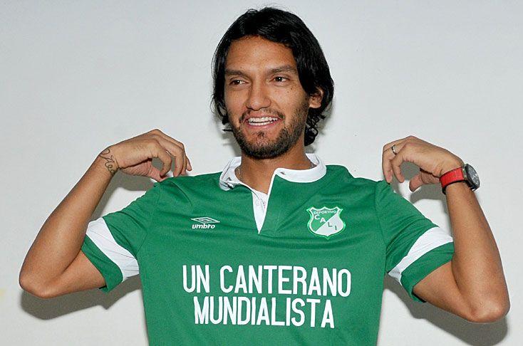 Deportivo #Cali confirmó el regreso de Abel Aguilar