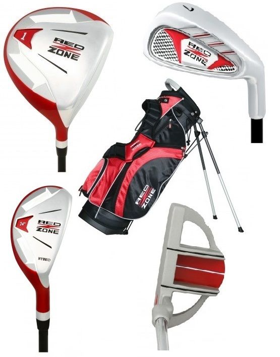 Red Zone 5 Club Youth Golf Set for Ages 5-7 - Free Shipping!, $122.00