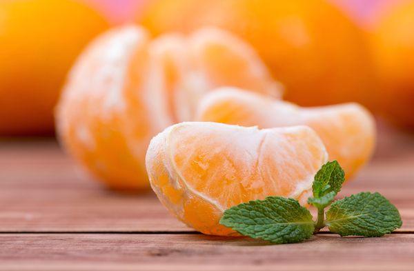Healing benefits of Tangerines