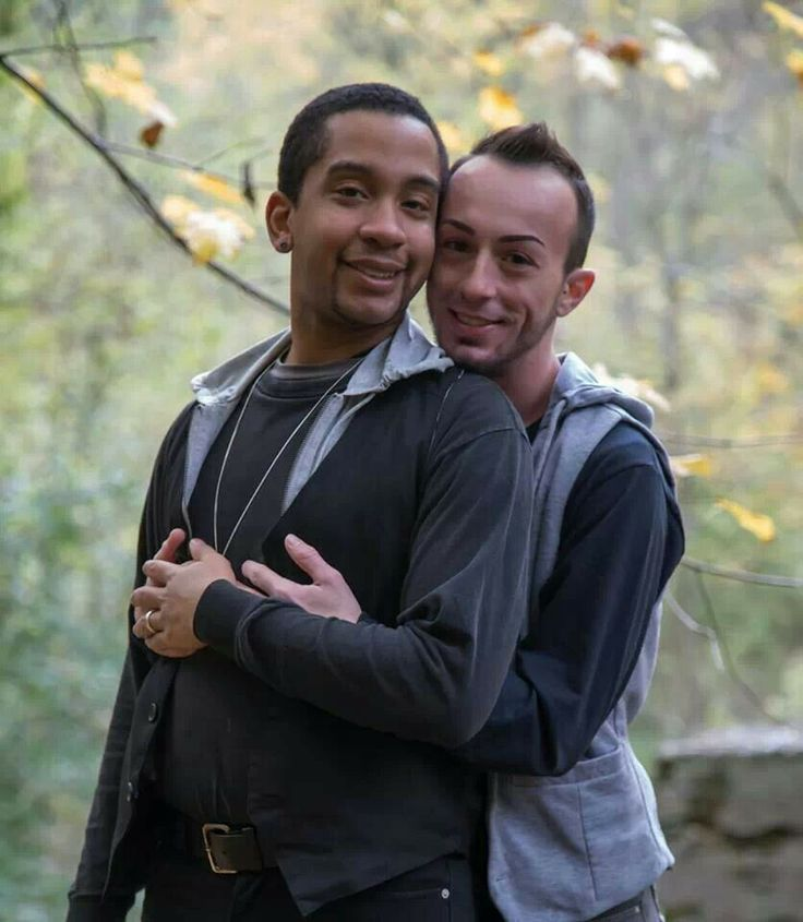 Gay interacial love