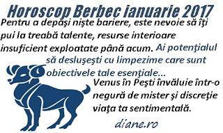 diane.ro: Horoscop Berbec ianuarie 2017