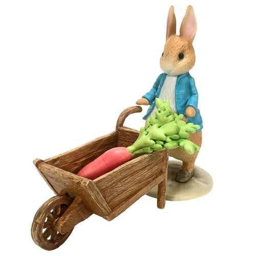 Miniature Peter Rabbit & Accessories