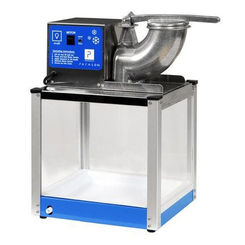 paragon arctic blast commercial nsf ice crusher sno cone machine - Commercial Snow Cone Machine