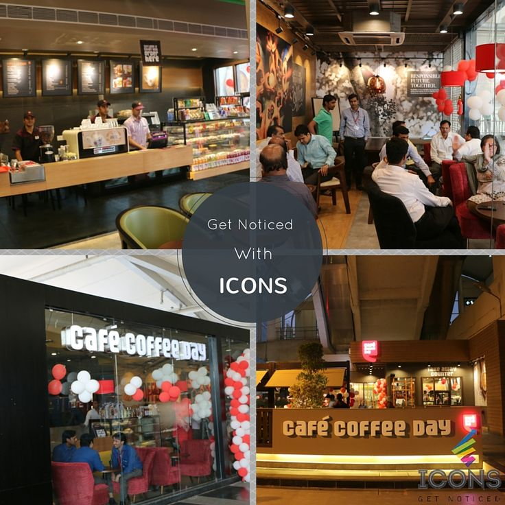 Retail Space @ Rapid Metro (ICONS Initiative) #IconsGetNoticed #CaféCoffeeDay #Retailspace #RapidMetro