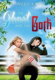 """Read to Death: Review : """"The Ghost and the Goth - Αταίριαστο Ζευγ..."""