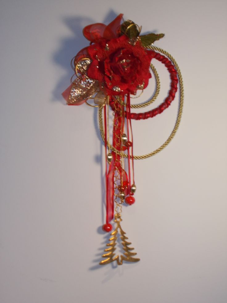 Grande decorazioni porte esterne zc97 pineglen - Decorazioni natalizie esterne ...