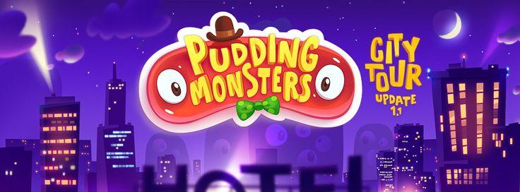 pudding monsters - Cerca con Google