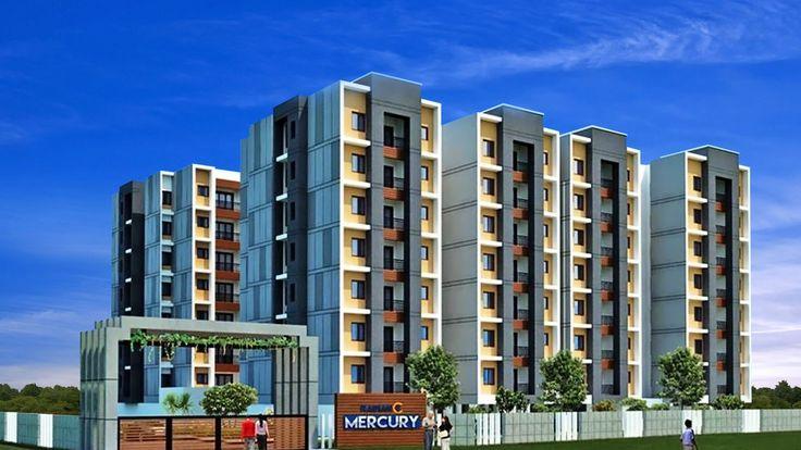 Radiance realty mercury front view http://www.hepta.me/radiance_realty/residences/chennai/multi-storey-apartment/radiance-mercury/