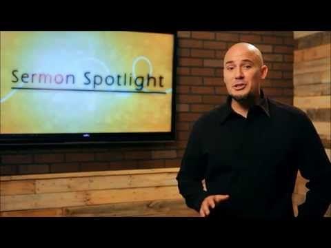 ▶ Sermon Spotlight Ep 1 ( See Sermons Like Joel Osteen or TD Jakes) - YouTube