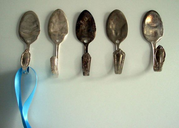 how to make spoon hooks