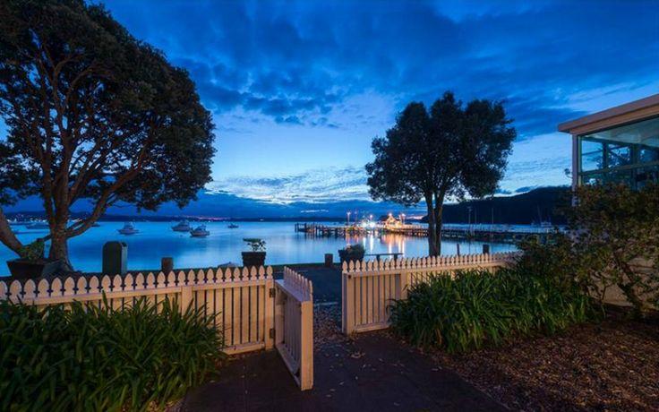 Bay of Islands luxury holiday rental, Waterfront Heritage | Amazing Accom