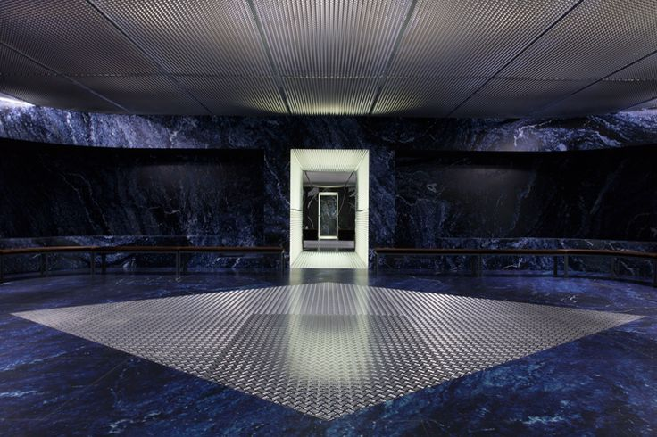 superfuture :: supernews :: milan: prada a/w 2015 collection show space