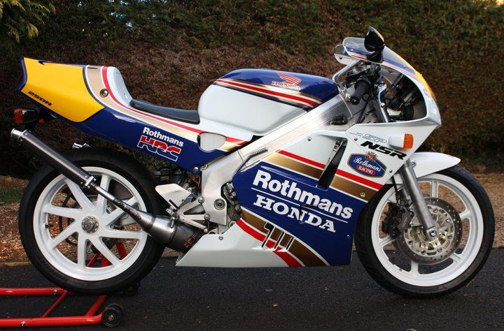 1994 NSR 250 Rothman Edition