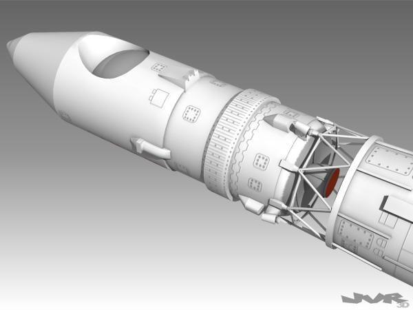 vostok rocket model - photo #29
