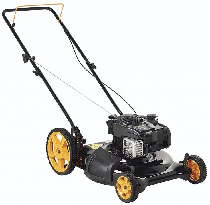 Gas Powered Lawn Mower