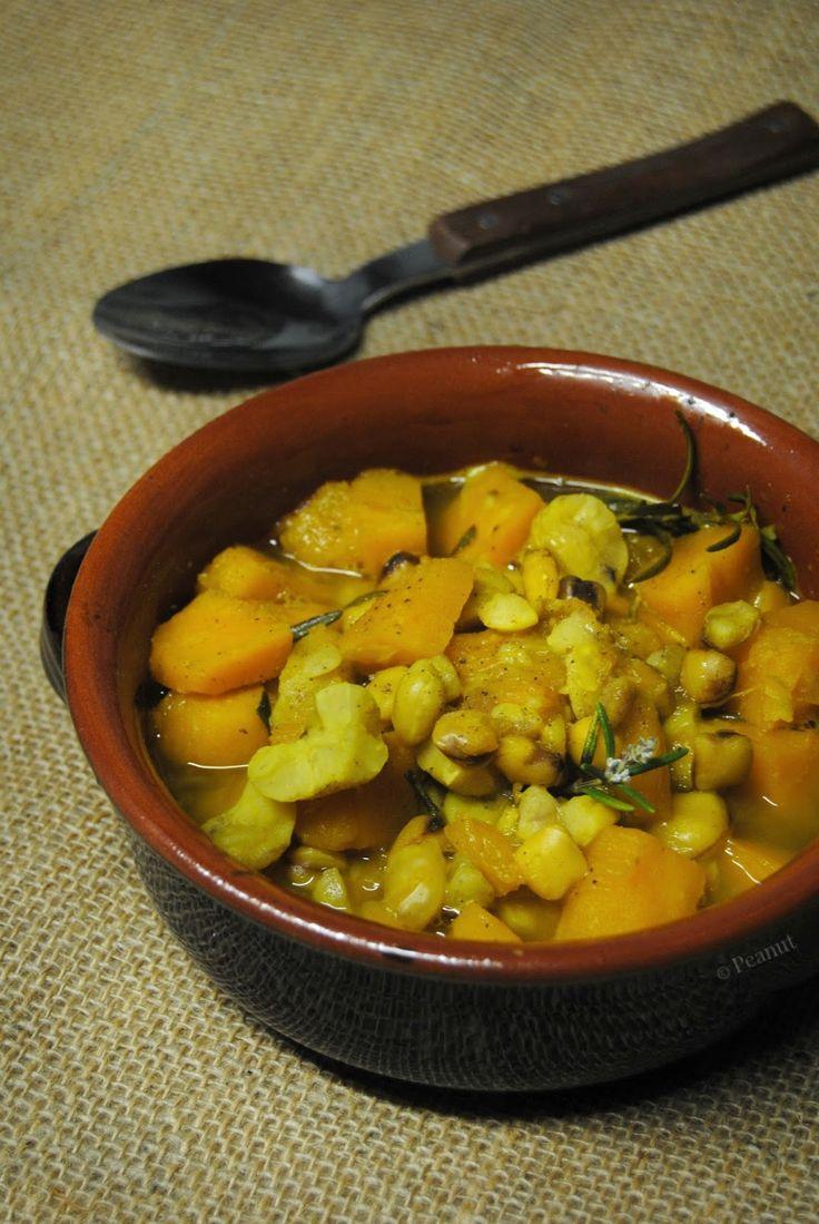 http://www.glutenfreetravelandliving.it/zuppa-di-zucca-castagne-e-cicerchie/