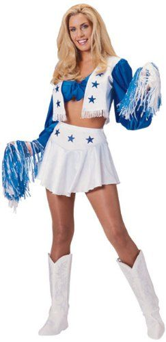 Dallas Cowboys Halloween Costumes and Decorations