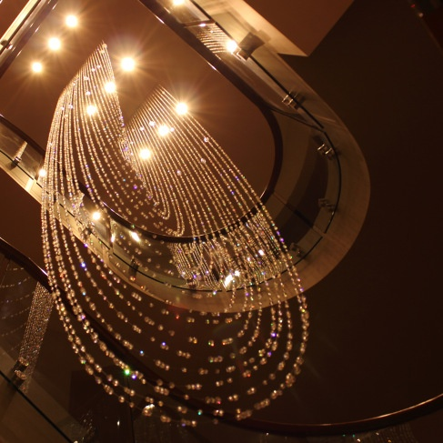 Celeste Perth Residence 9 Meters Of Crystal Goodness This Is Certainly A Worthy Centre Piece In Stunning