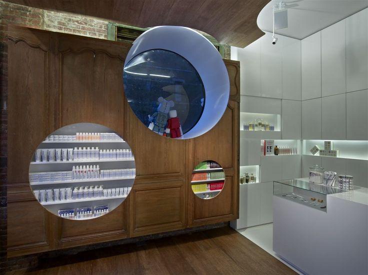 Malin Goetz store by Craig Konyk