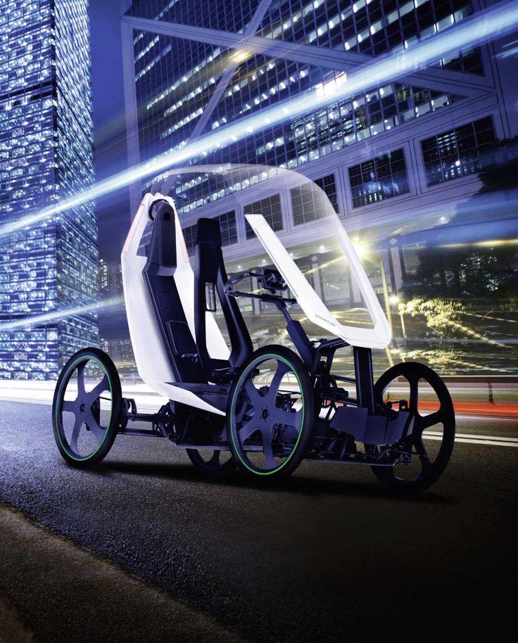 Der Bio-Hybrid von Schaeffler soll das beste aus zwei Welten verbinden und gleichzeitig die Tür zu einer neuen Mobilität aufstoßen.