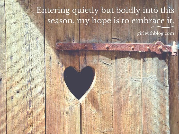 But it also means there will be a light. It means there will be hope. And come Easter Sunday – the culmination of the Lenten season – may my heart be resurrected. | girlwithblog.com