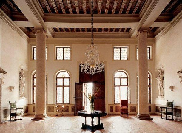 Andrea Palladio, Villa Cornaro. Photo : Jean-Francois Josse
