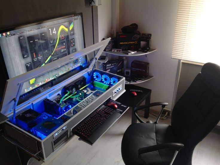 32 best PC MODS images on Pinterest | Computers, Ideas and Arkham knight