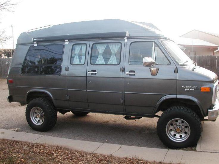 Boulder Offroad 4x4 Van Custom Conversions - Photo Album