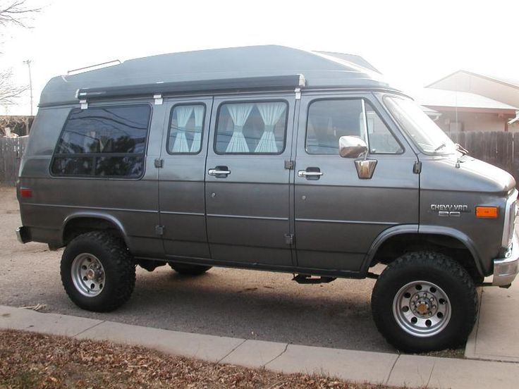 Boulder Offroad 4x4 Van Custom Conversions - Photo Album ...