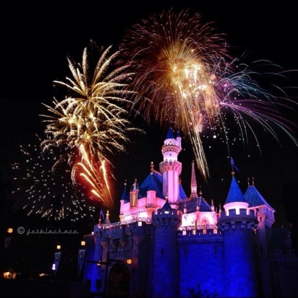 One of my favorite places ever. Disneyland <3