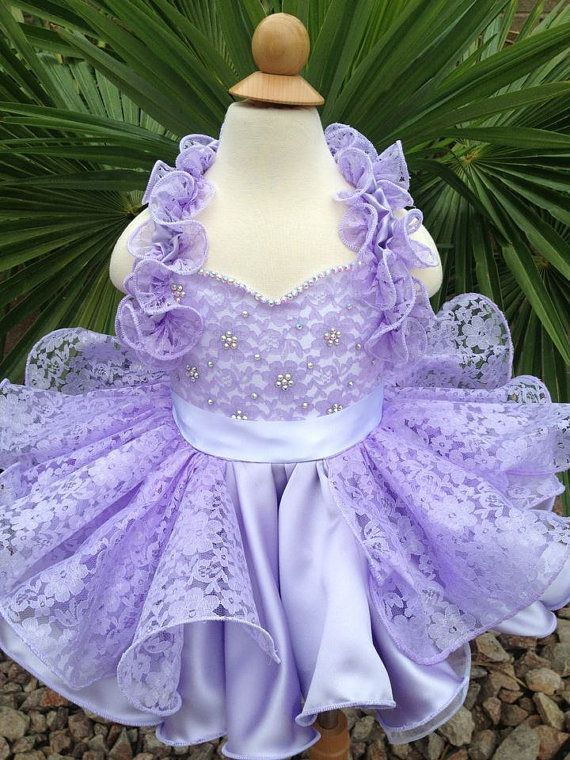 17 Best images about babydoll pageant dress on Pinterest | Natural ...
