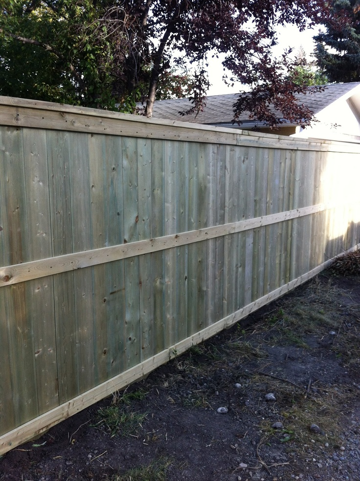 66 Best Images About Calgary Fence By Deckrative Designs