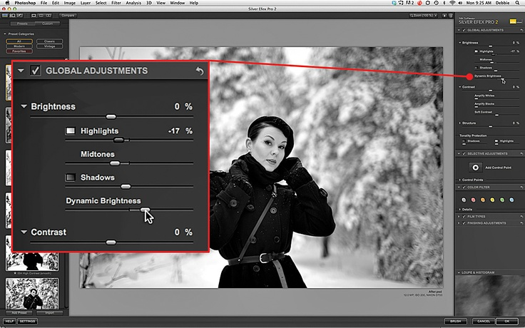 Software Workshop: Black and White Basics with Nik's Silver Efex Pro 2 | Popular Photography