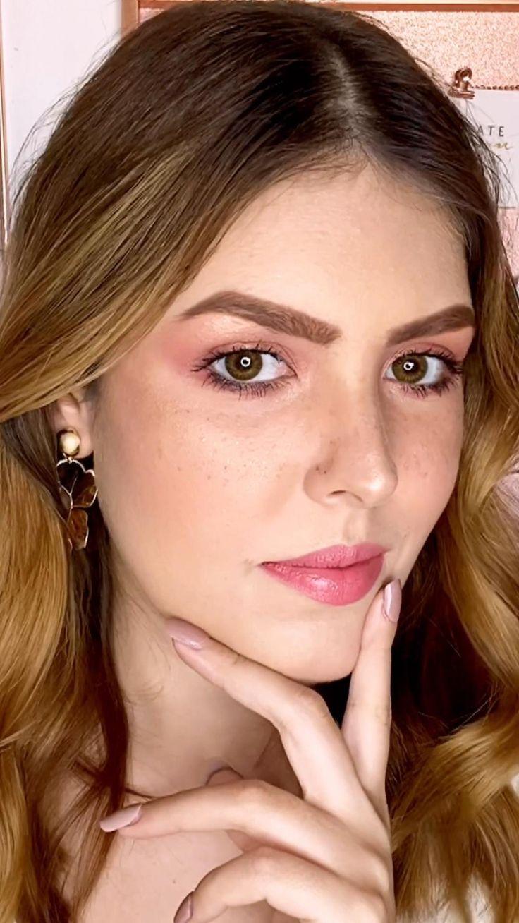Como Fazer Sardas Falsas na Maquiagem! [Video] in 2020