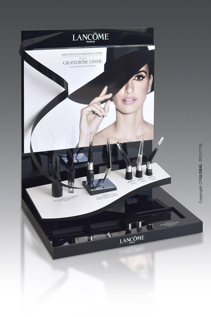 LANCOME Eyebrow Desktop Display Units 2017 popai awards