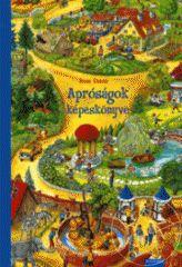 Anne Suess - Apróságok képeskönyve - A tanyán, a parkban, az állatkertben rengeteg látnivaló van. Anne Suess kedves részletgazdag rajzaival megannyi történetet mesél el a gyerekeknek: a gazda munkájáról, a körhintáról, a pingvinetetésről, az erdei kirándulásról. Az óvódás korú gyerekek számára olyan varázslatos világ tárul föl ebben a könyvben, mely fejleszti a megfigyelőképességüket és a szókincsüket, de leginkább: megajándékozza őket a felfedezés örömével.