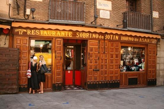 Casa Botin, Spain   Founded in 1725,